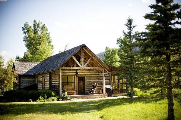 Montana-Lodge