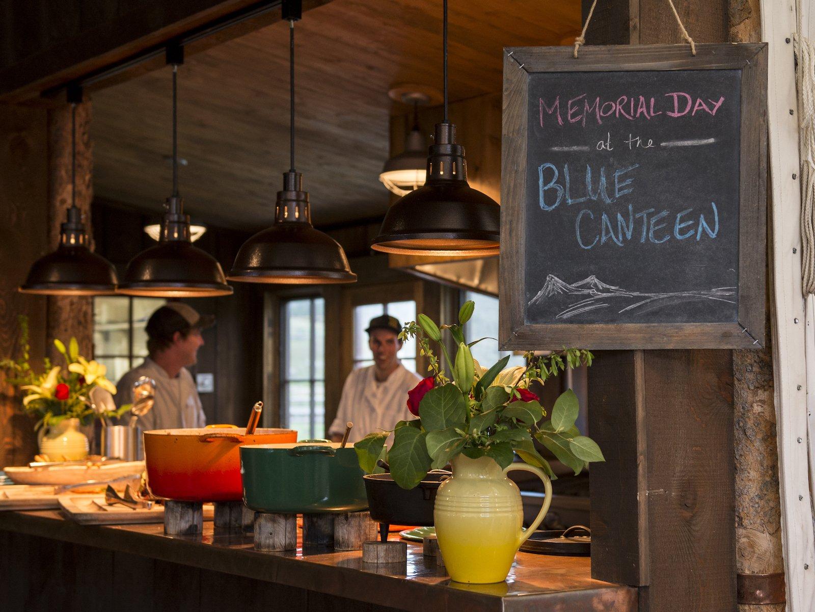 A Memorial Day Dutch Oven Dinner