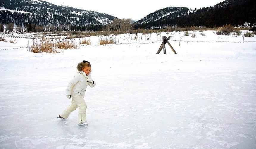 Luxury Resort Winter Activities The Ranch At Rock Creek