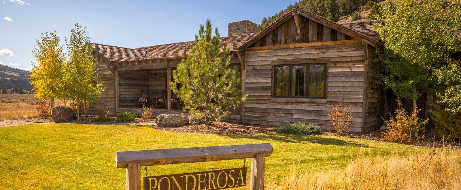 Ponderosa House Plans