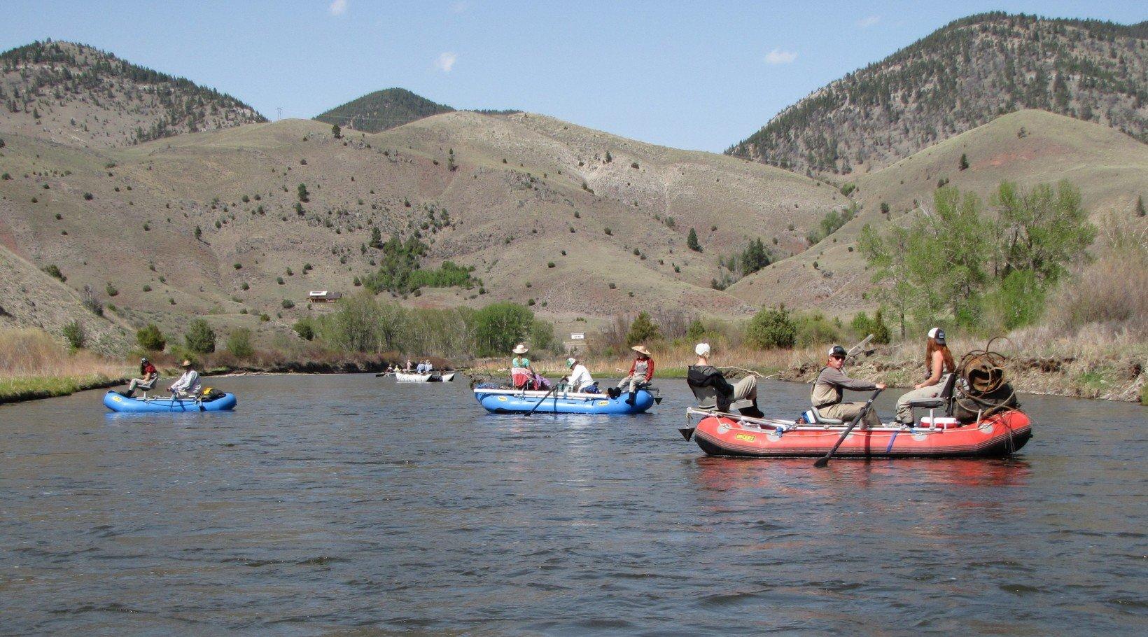 clark fork chat Fly fishing hatch chart for clark fork river, montana.