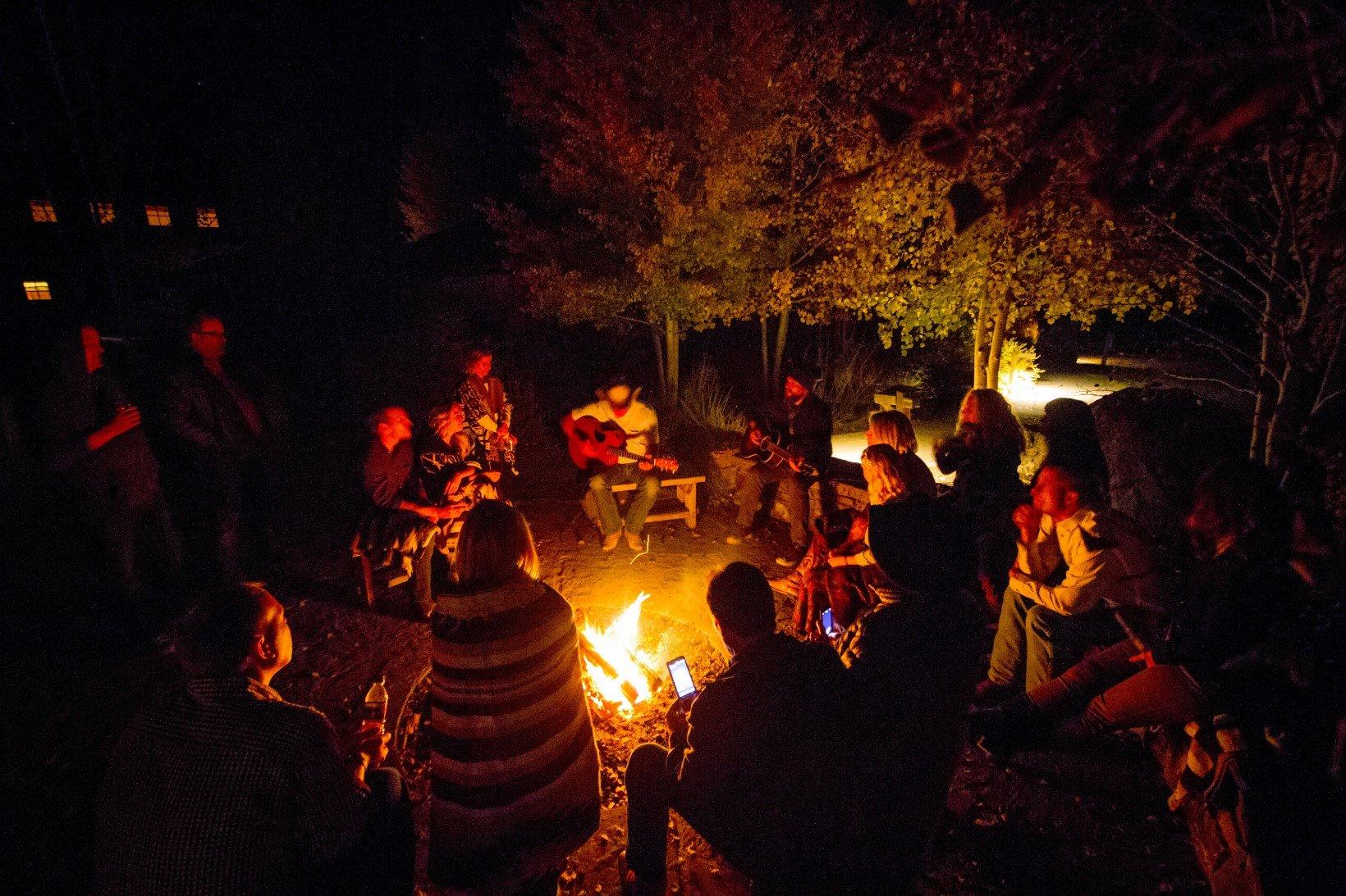 Campfire Friday AHW